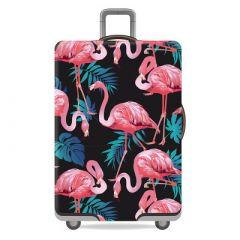 Obal na kufr PLAMEŇÁCI střední M
