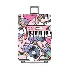 Obal na kufr MUSIC velký L