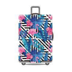 Obal na kufr PLAMEŇÁCI 3 střední M