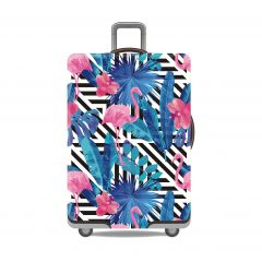 Obal na kufr PLAMEŇÁCI 3 velký L