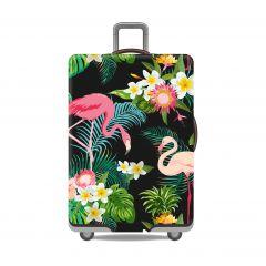 Obal na kufr PLAMEŇÁCI 2 střední M