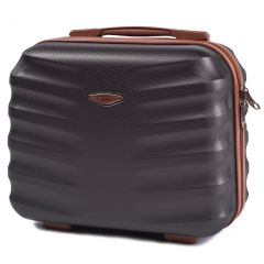 Kosmetický kufřík WINGS ALBATROS ABS BLACK