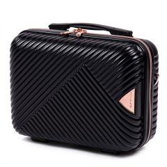 Kosmetický kufřík WINGS DOVE ABS BLACK