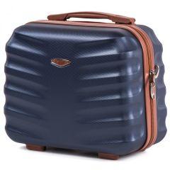 Kosmetický kufřík WINGS ALBATROS ABS BLUE