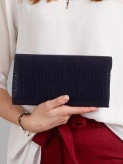 Modré dámské psaníčko W35 ROVICKY E-batoh