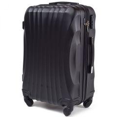 Cestovní kufr WINGS 159 ABS BLACK střední M