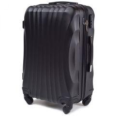 Cestovní kufr WINGS 159 ABS BLACK velký L