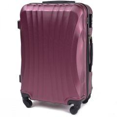 Cestovní kufr WINGS 159 ABS BURGUNDY velký L