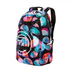 Meatfly Basejumper 4 Backpack + POUZDRO E - Blossom Black