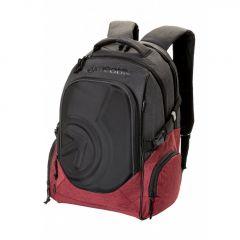 Meatfly Blackbird 2 Backpack B - Burgundy, Black