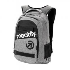 Meatfly Exile 3 Backpack + POUZDRO A - Heather Grey