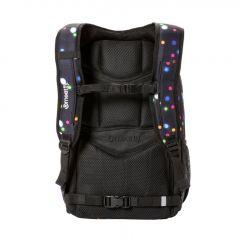 Meatfly Exile 3 Backpack + POUZDRO H - Lights Neon E-batoh