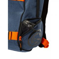 Nugget Bradley 2 Backpack D - Dark Heather Blue, Orange E-batoh