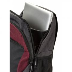 Nugget Rapid 2 Backpack A - Heather Grey, Heather Red E-batoh