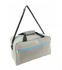 Příruční zavazadlo pro RYANAIR 40x25x20 GREY-GREEN RGL E-batoh