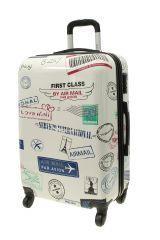 Cestovní kufr ABS FIRST CLASS střední M