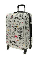 Cestovní kufr ABS LOVES malý S
