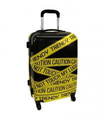 Cestovní kufr ABS TRENDY malý S