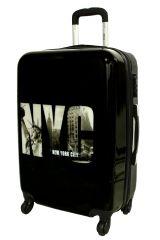 Cestovní kufr ABS NYC velký L