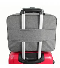 Příruční zavazadlo pro WIZZAIR Priority 55x40x20 GREY-GREEN RGL E-batoh