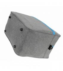 Příruční zavazadlo pro WIZZAIR Priority 55x40x20 BLACK-DOT RGL E-batoh