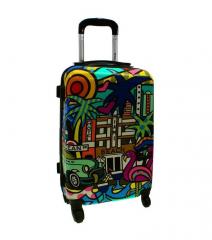 Cestovní kufr ABS PICASSO střední M