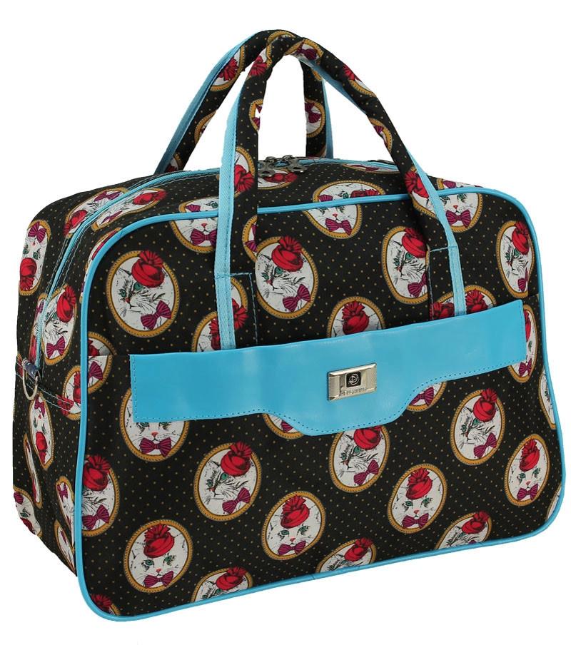 Příruční zavazadlo pro WIZZAIR 40x30x20 LADY CAT