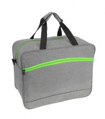 Příruční zavazadlo pro WIZZAIR 55x40x20 GREY-GREEN