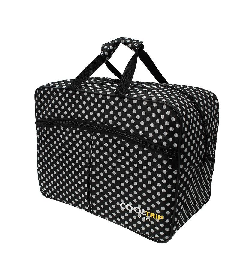 Příruční zavazadlo pro RYANAIR 34B 40x20x25 BLACK-DOT