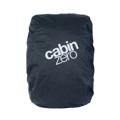 CabinZero Adventure Absolute Black Raincover