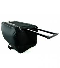 Cestovní taška na kolečkách RODOS A1 BLACK- DOT- 100L RGL E-batoh