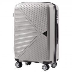 Cestovní kufr WINGS MALLARD ABS POLIPROPYLEN BEIGE střední M