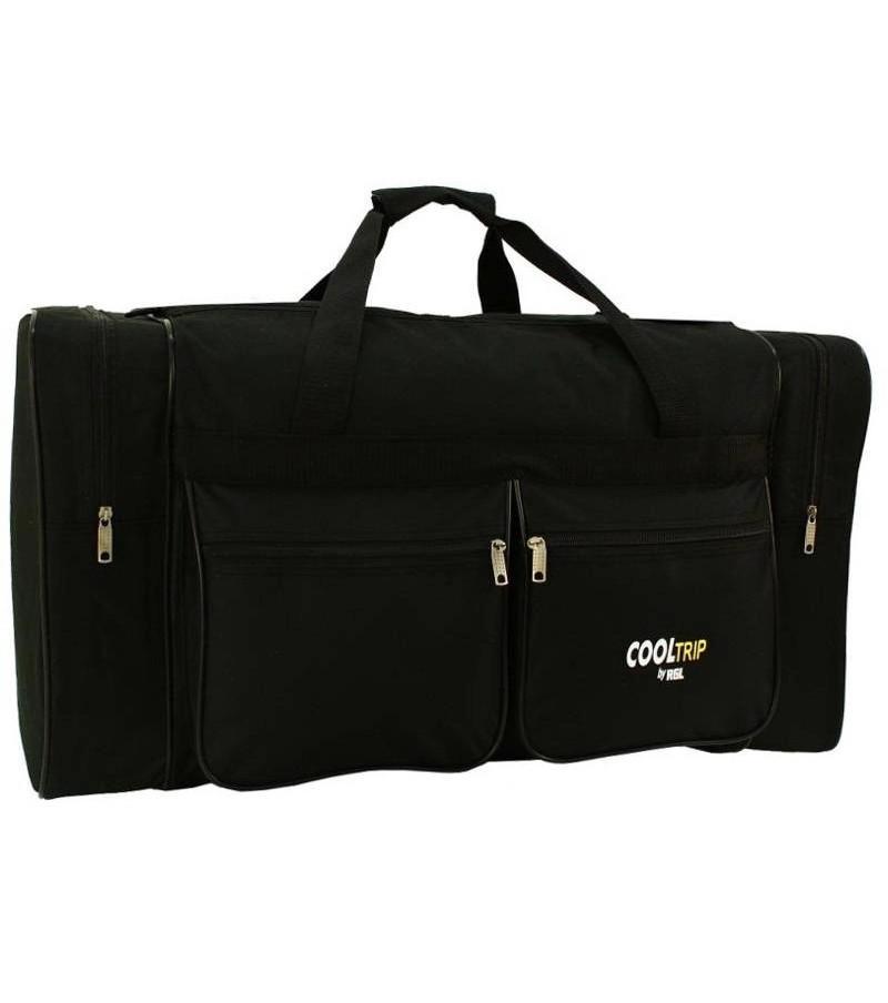 RGL Cestovní taška RODOS 19 BLACK - 72L