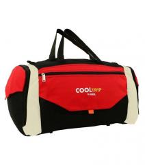Cestovní taška RODOS 25B - černá-červená 106L