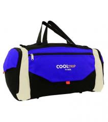 Cestovní taška RODOS 25B - černo-modrá 106L