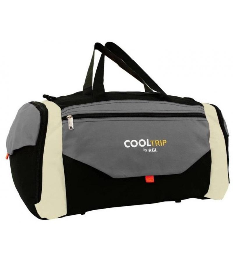 Cestovní taška RODOS 25B - černo-šedá 106L