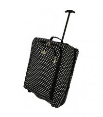 Příruční zavazadlo-batoh RGL BLACK-DOT
