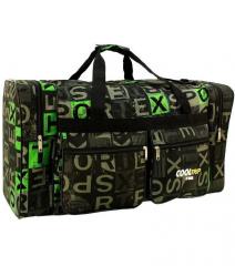 Velká cestovní taška RODOS 18 OXY GREEN- 126L