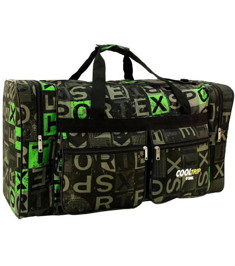 RGL Cestovní taška RODOS 19 OXY GREEN - 72L