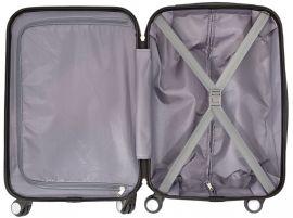 Cestovní kufr CITY III střední M MONOPOL E-batoh