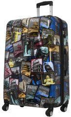 Cestovní kufr CITY III velký L