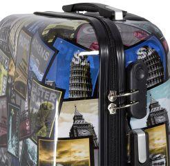 Cestovní kufr CITY III velký L MONOPOL E-batoh