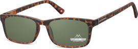 Dioptrické brýle BOX73AS BLACK+1,00 ZATMAVENÉ ČOČKY