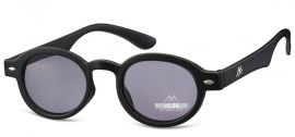 Dioptrické brýle BOX92S BLACK+1,00 ZATMAVENÉ ČOČKY