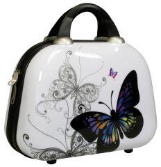 Kosmetický kufr Butterfly
