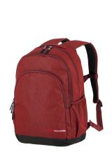 batoh na notebook Travelite Kick Off Backpack L Red