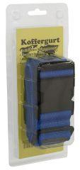 Bezpečnostní popruh na kufr Koffergurt BLUE MONOPOL E-batoh