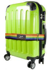 Bezpečnostní popruh na kufr REGENBORGER na suchý zip MONOPOL E-batoh