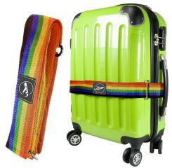 Bezpečnostní popruh na kufr REGENBORGER na suchý zip