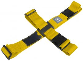 Bezpečnostní popruhy na kufr YELLOW MONOPOL E-batoh